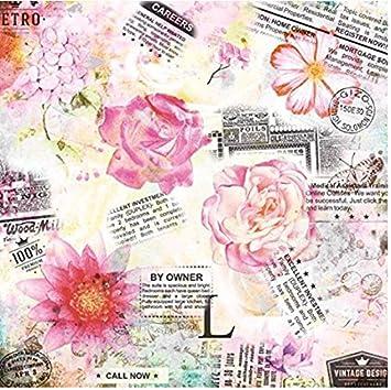 20 Servietten Rosen Blumen Geburtstag Vintage Blumenmotiv Sommer