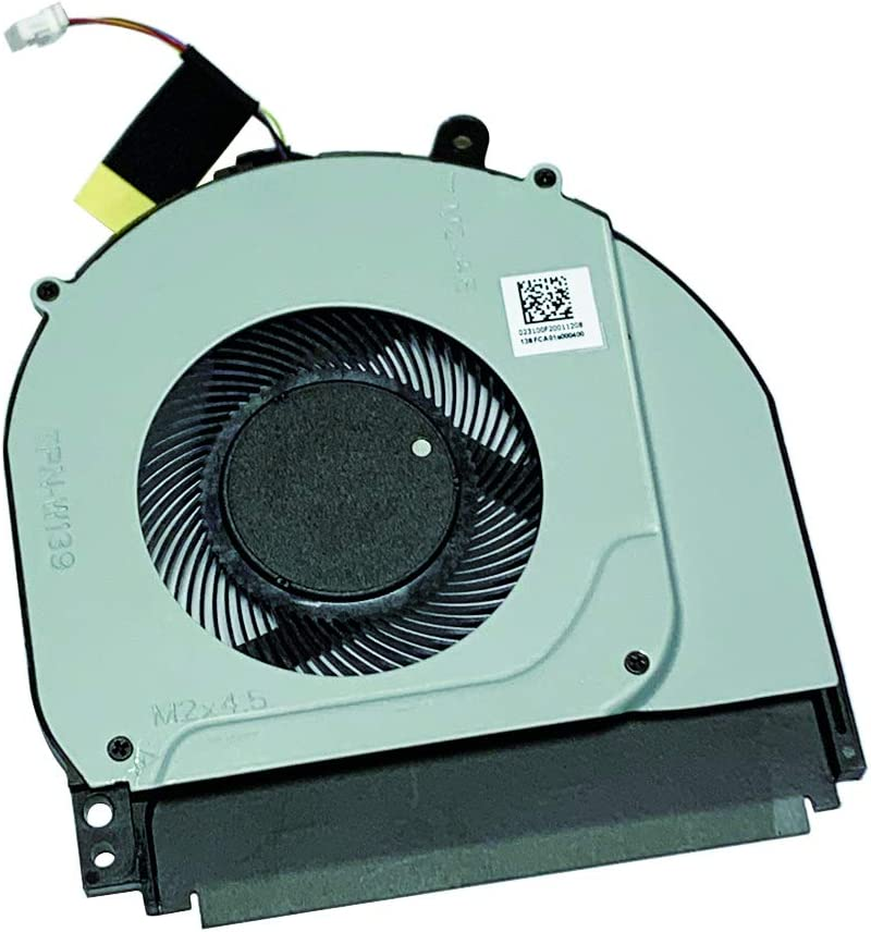 Power4Laptops Replacement Laptop Fan for HP Pavilion 11-n015TU x360 HP Pavilion 11-n017TU HP Pavilion 11-n016TU HP Pavilion 11-n016TU x360 HP Pavilion 11-n018TU