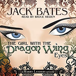 The Girl with the Dragon Wing Eyes Audiobook