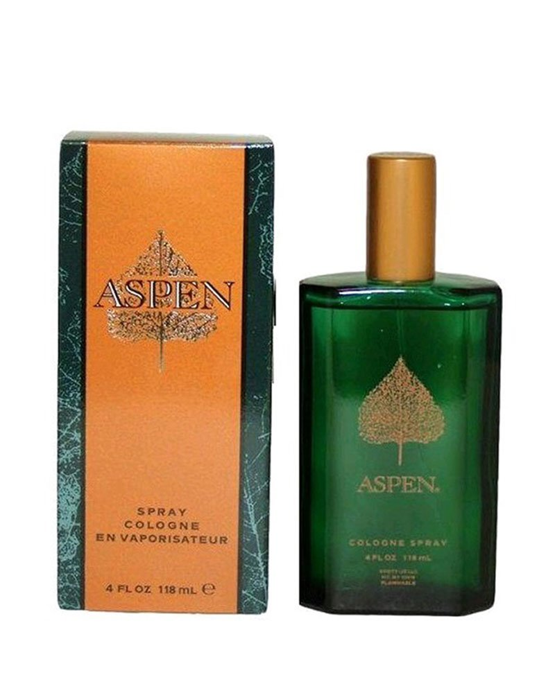 Aspen by Coty for Men 4 Ounce Cologne Spray