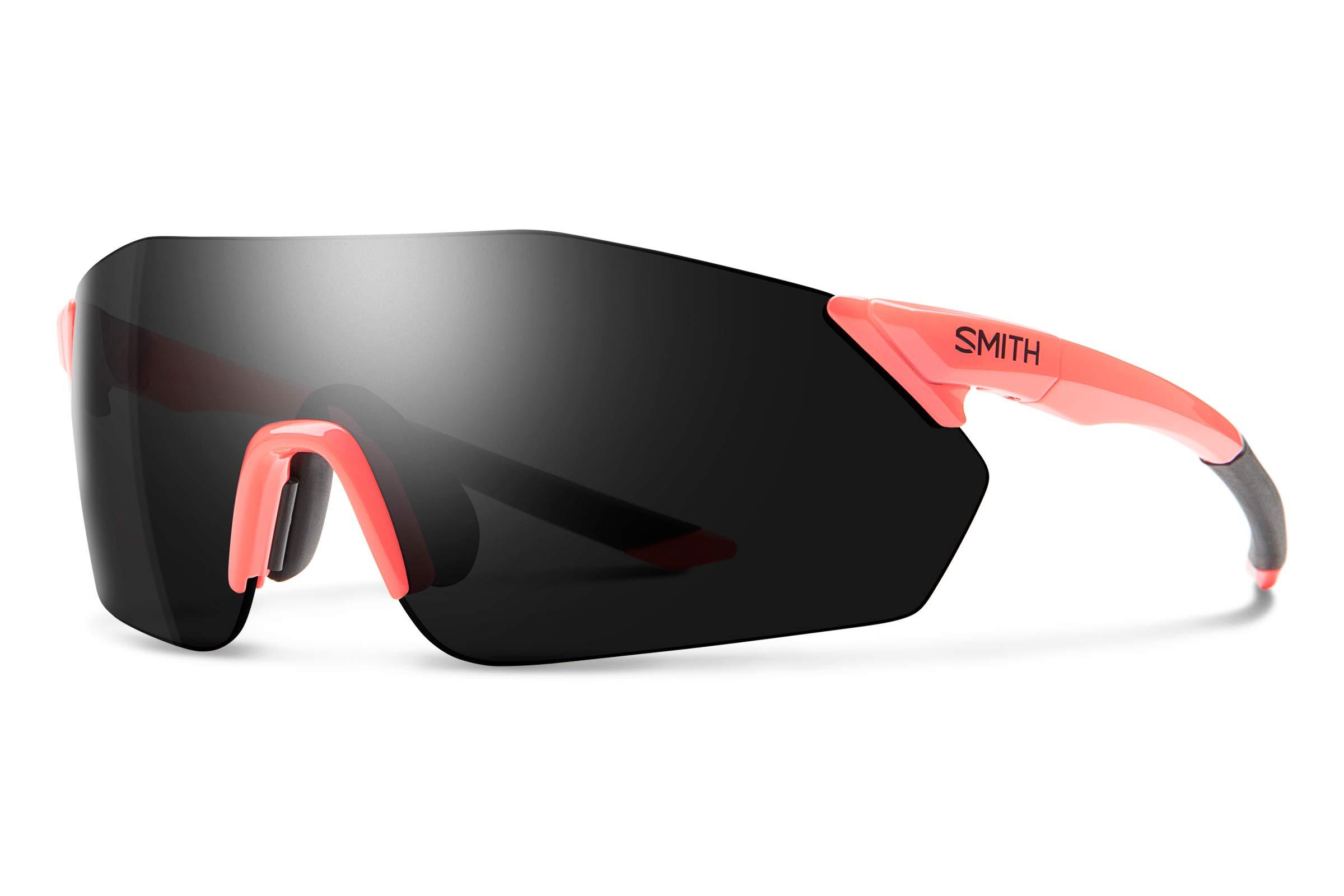 Smith Reverb Chromapop Sunglasses, Sunburst, Chromapop Sun Black/Contrast Rose