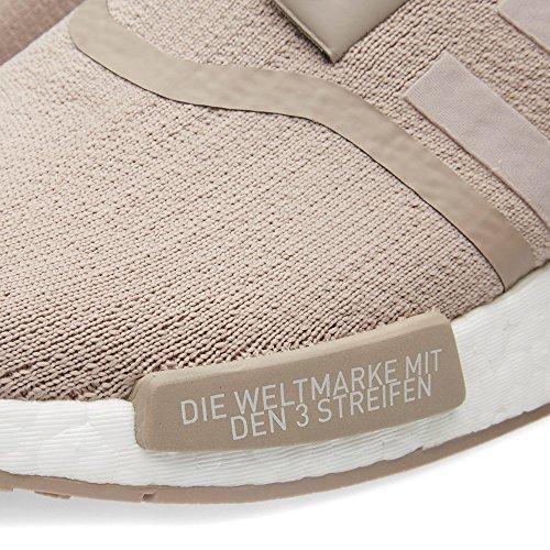 Adidas Originali Donna Nmd_r1 W Pk Sneaker Tan / French Beige