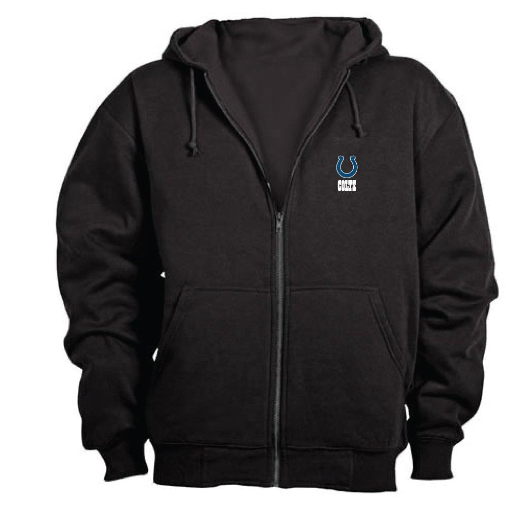 42a48bb34 Amazon.com   Dunbrooke NFL Craftsman Full Zip Thermal Hoodie ...