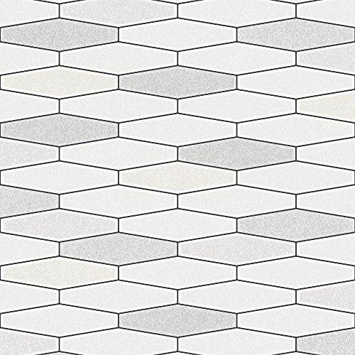 Holden Apex Fliesen Effekt Muster Tapete Marmor Glitzer Motiv Küche Badezimmer  Creme 89271: Amazon.