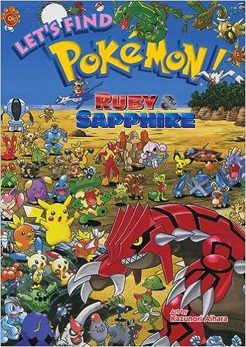 Let's Find Pokemon! Ruby & Sapphire (Pokemon (Viz))