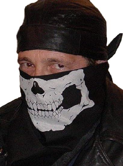 Amazon com : Bandana Mask Skull Face Motorcycle Biker