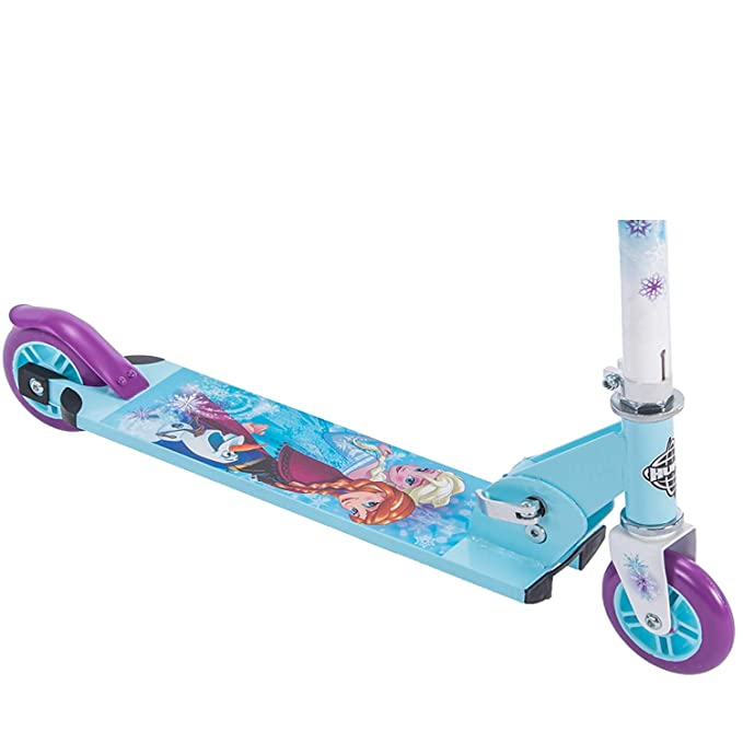 Amazon.com: Huffy - Patinete plegable de 2 ruedas para niña ...