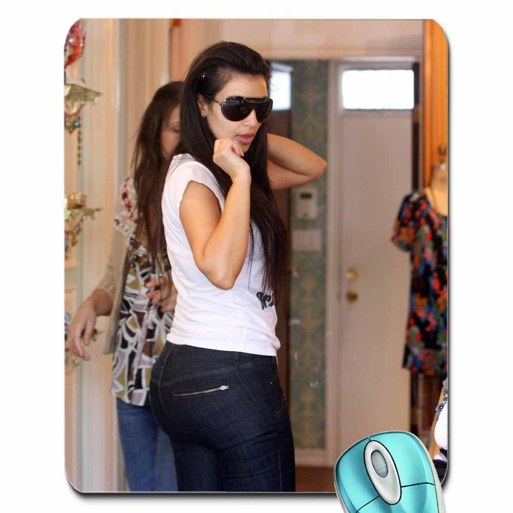 Las mujeres Jeans Ass Kim Kardashian gafas de sol 2592 x ...
