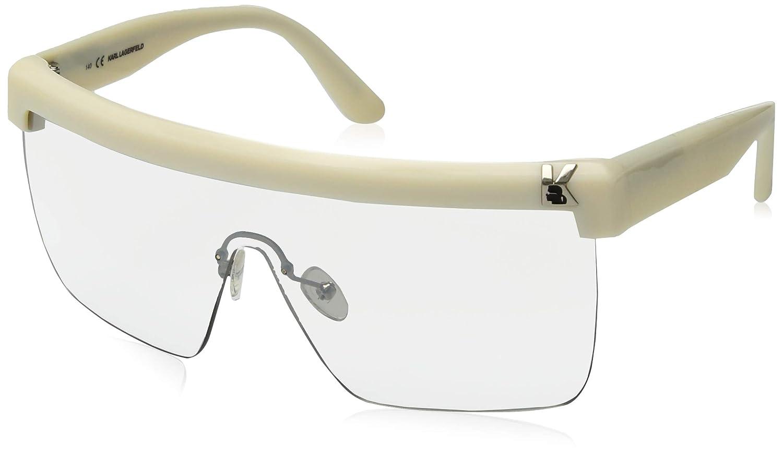 Karl Lagerfeld Gafas de Sol Kl868S (63 mm) Marfil: Amazon.es ...