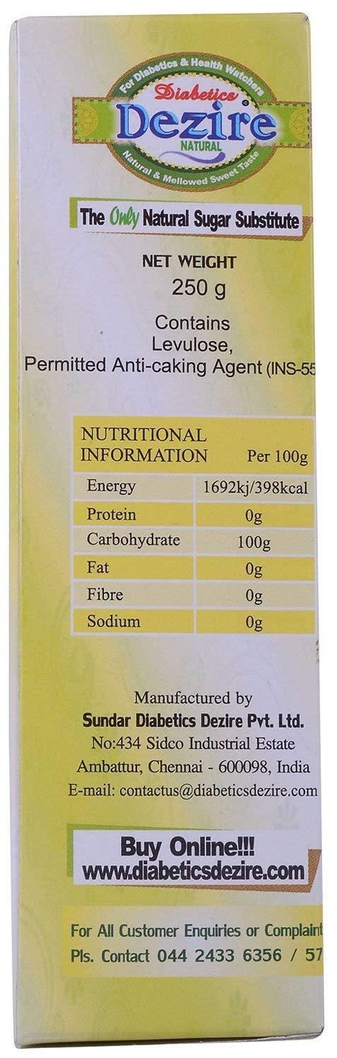 Dezire LG Natural Low Glycemic Sweetener