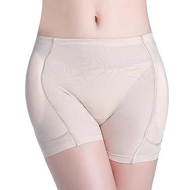 2fc8b732dcf Queenral Culotte Amincissante Butt Lifter Fausse Fesse Push Up Control  Panties  Amazon.fr  Vêtements et accessoires