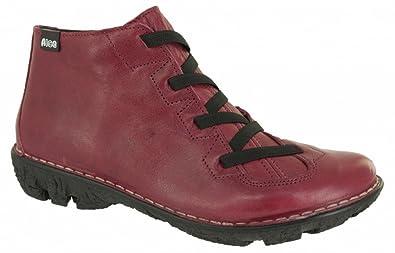 2a1d1ebf327ec3 Alce shoes Bottines Rouges Originales: Amazon.fr: Chaussures et Sacs