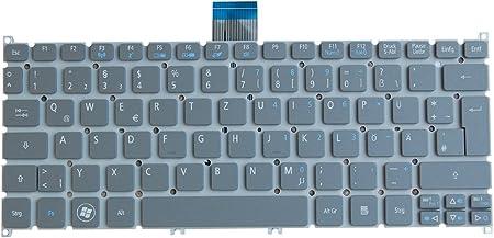 ct Teclado Acer Ultrabook Aspire S3 – 391 Serie de Nuevo Gris ...