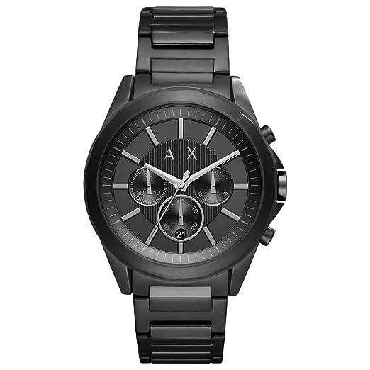 af6121317df4 Reloj Armani Exchange - Hombre AX2601  Amazon.es  Relojes