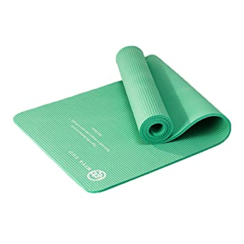 WYNYJ Estera De Yoga, 15 Mm Grueso Principiante ...