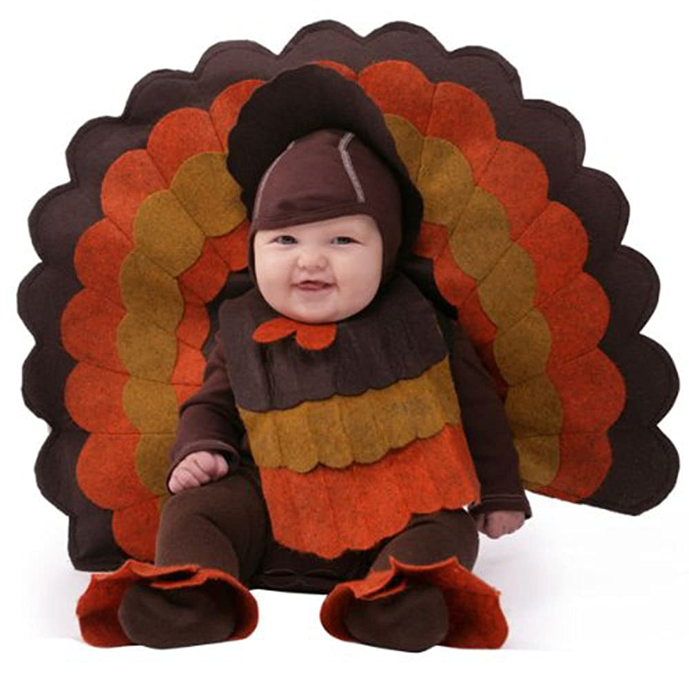 Baby Turkey Costume 6-12M Brands on Sale Inc