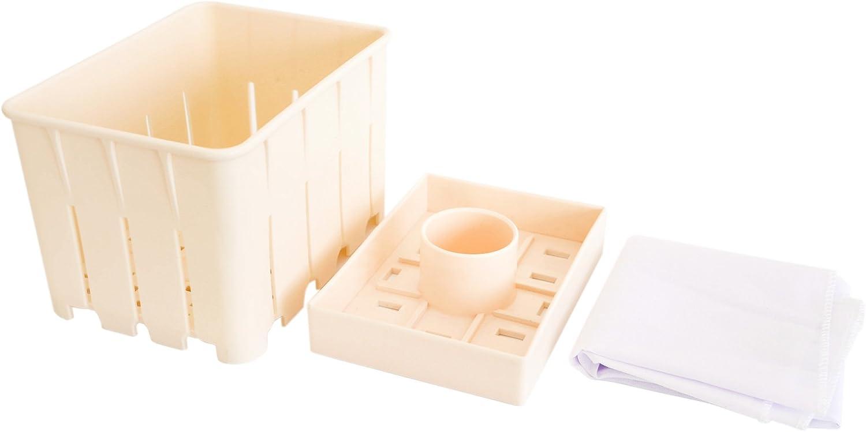 VASNER Tofu Box, Presse, Zubehör für Entsafter Juica schwarz