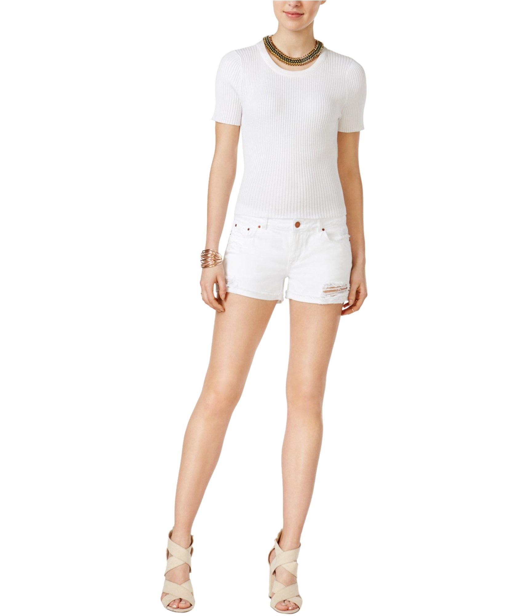 DL1961 Women's Karlie Boyfriend Short, Streamline, 25