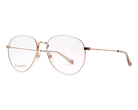 234c382b1853 Image Unavailable. Image not available for. Color: Eyeglasses Givenchy Gv  71 084E Gold Beige