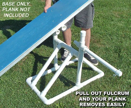 Affordable Agility Practice Teeter Base