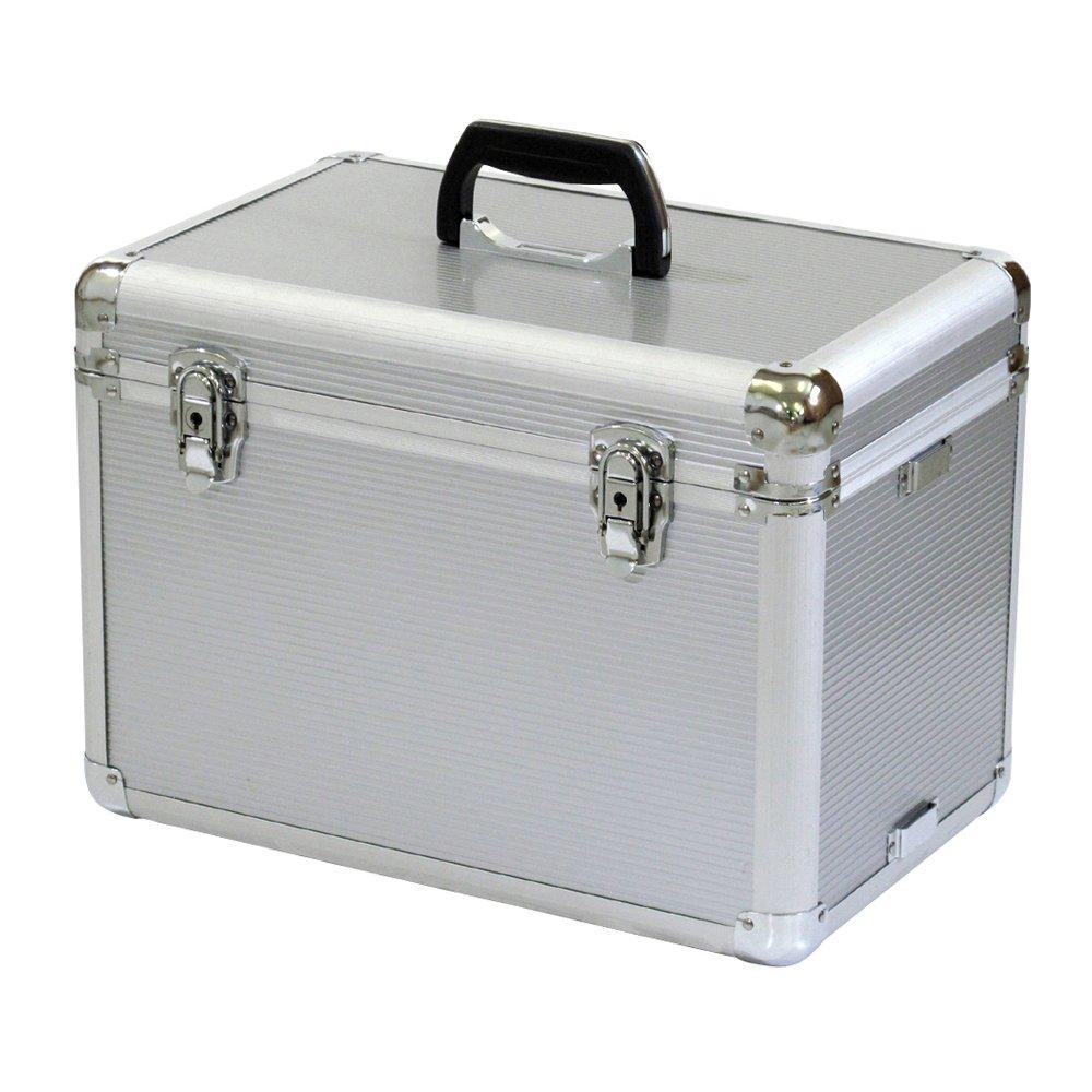 Amazon | Astage(アステージ) アルミキャリーボックス W約43.5×D約29.5×H約34cm ALC-BOX | ボックスタイプ