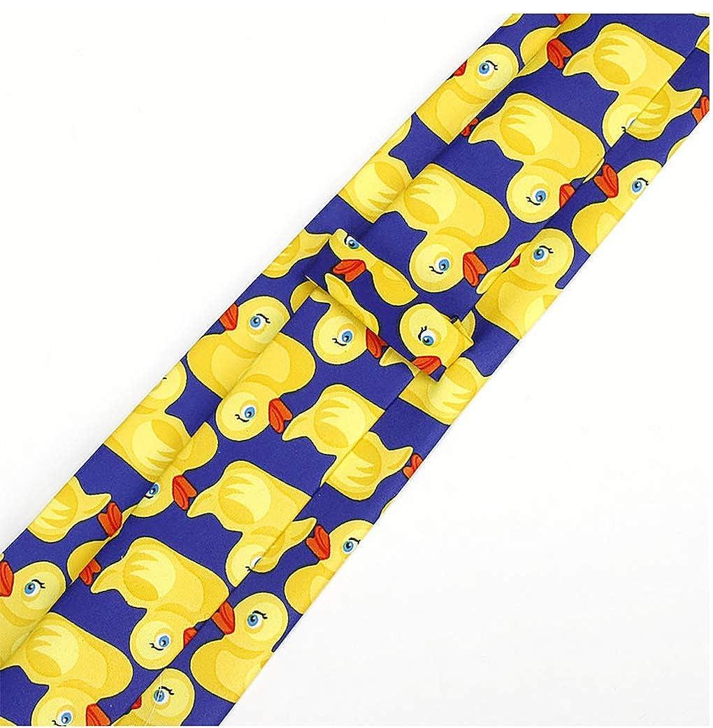 AGSHCQI Pajarita amarilla para disfraz de pato con texto en inglés ...