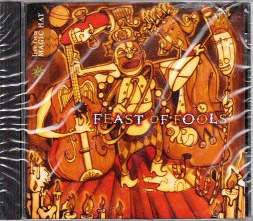 Books : Live From Magic Hat: Feast of Fools-Music For The Holidays