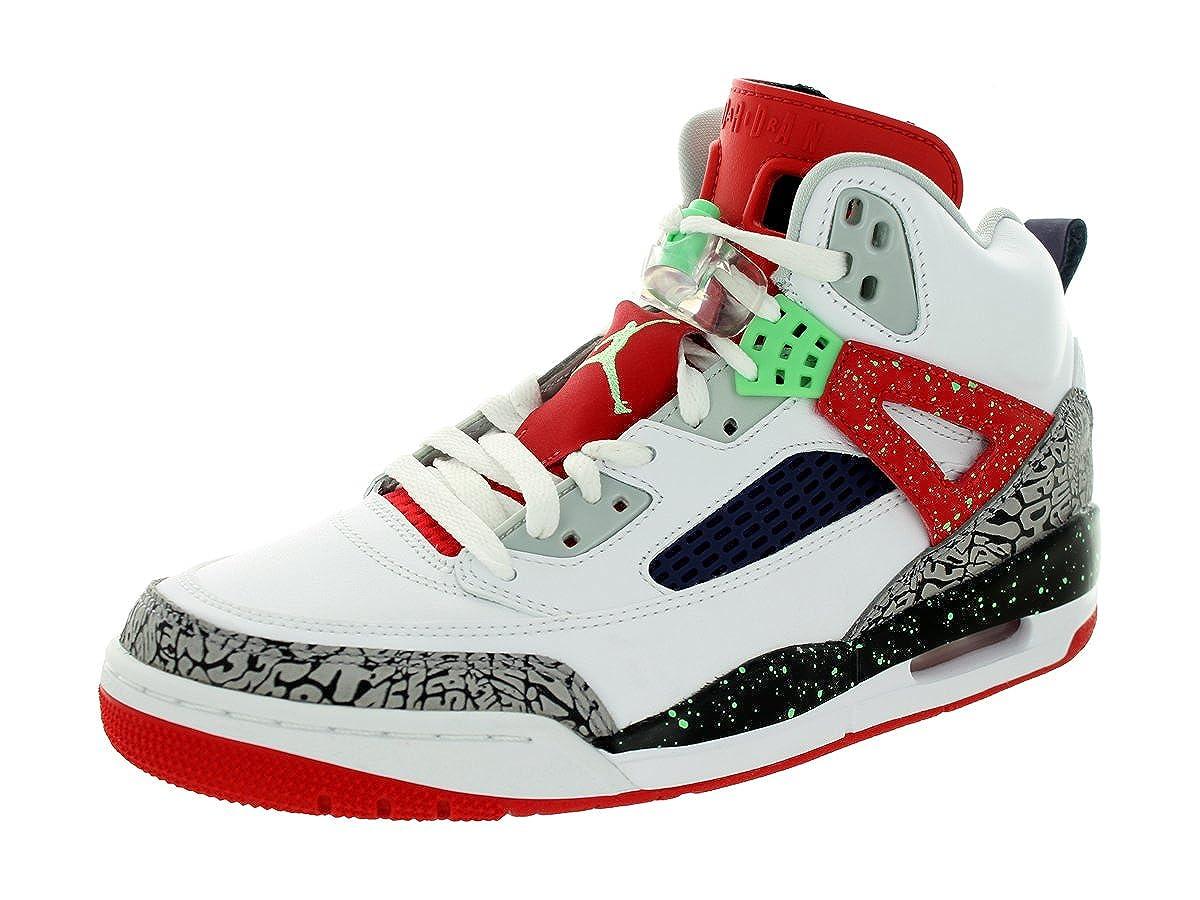 wholesale dealer a19cc 451b3 Nike Jordan Spizike, Men s Trainers Black  Amazon.co.uk  Shoes   Bags