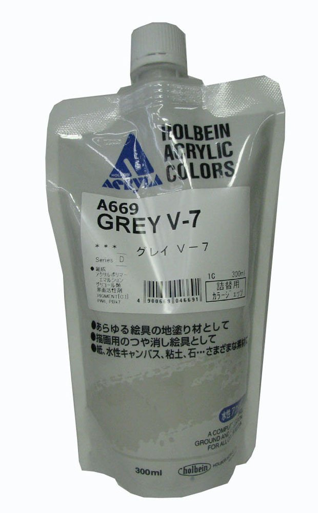 Gesso 300ml Grey V-7