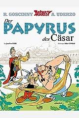 Asterix in German: Asterix/Der Papyrus des Casar Hardcover
