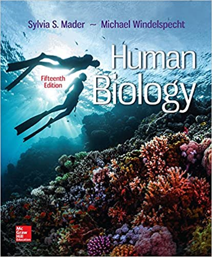 Human Biology 9781259689796 Medicine Health Science