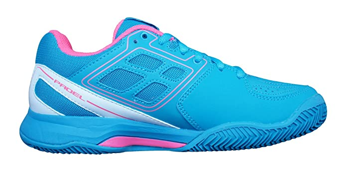 Babolat Pulsion BPM Clay Padel Womens Tennis Sneakers/Shoes