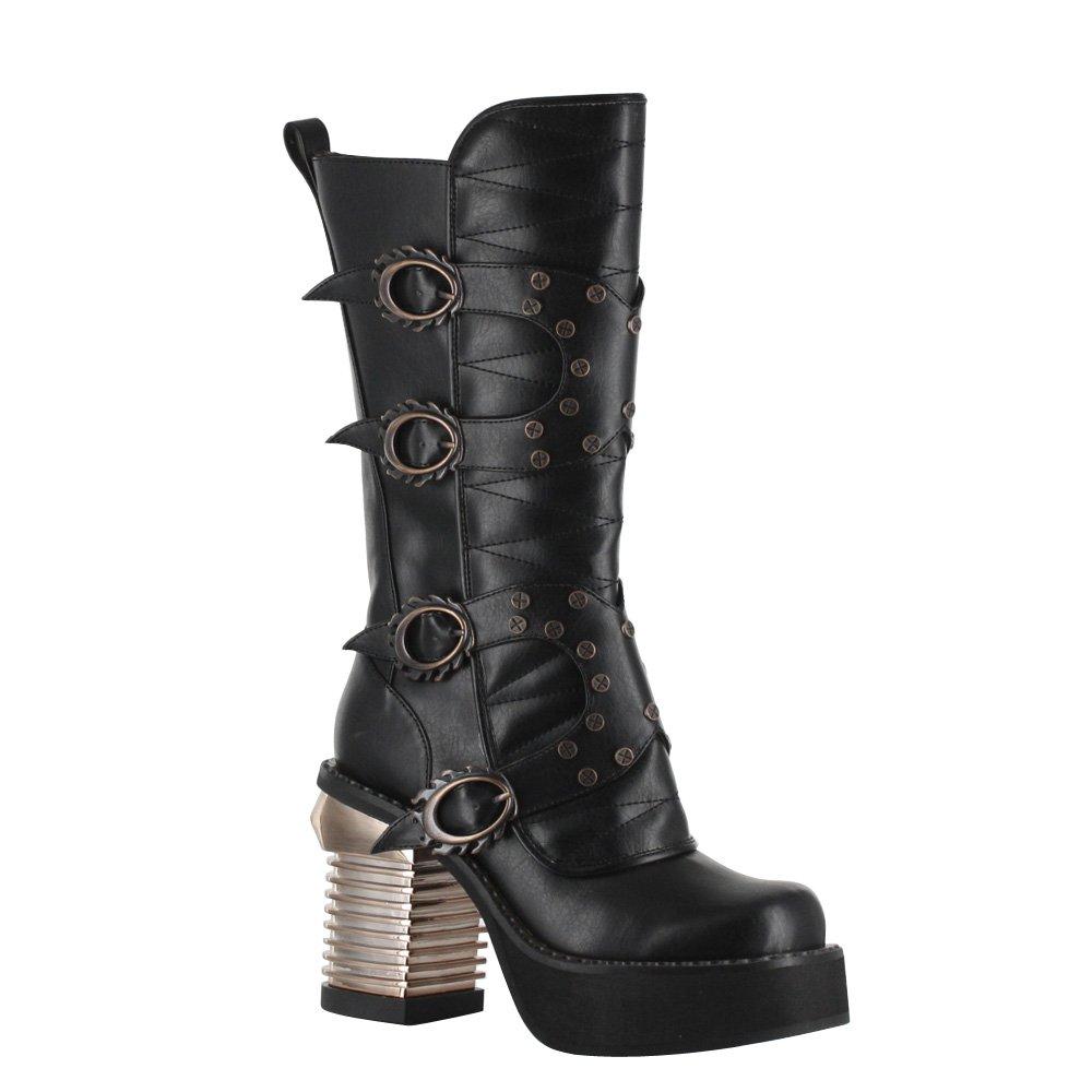 Hades Footwear Womens Harajuku Boot Brown