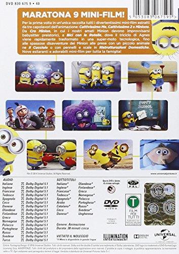 minions 9 mini movie collection dvd minion mania