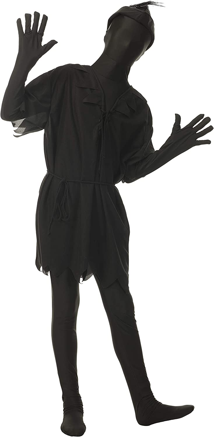 Amazon Com Charades Shadow Children S Costume Clothing