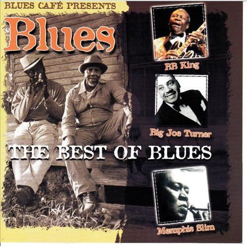 Elmore James - Blues Cafe Best Of Blues - Zortam Music