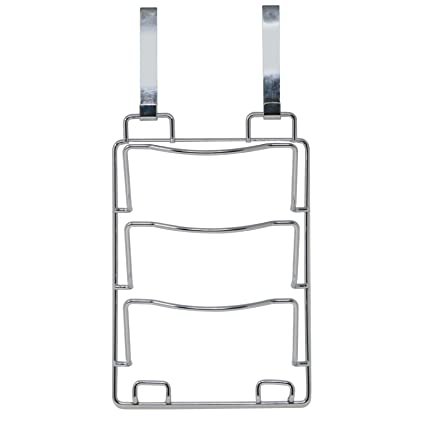 Maison & White Soporte para tapas y sartenes | Estante de almacenamiento colgante | Colgable en