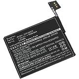 subtel® Batterie premium pour Apple iPod Touch 6 Gen. - A1574 (1000mAh) 020-00425, A1641 Batterie de recharge, Accu remplacement