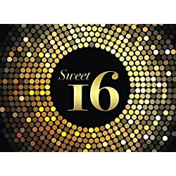 Sweet 16: Sweet Sixteen Birthday Party Guest Book (Guest Books For Parties)