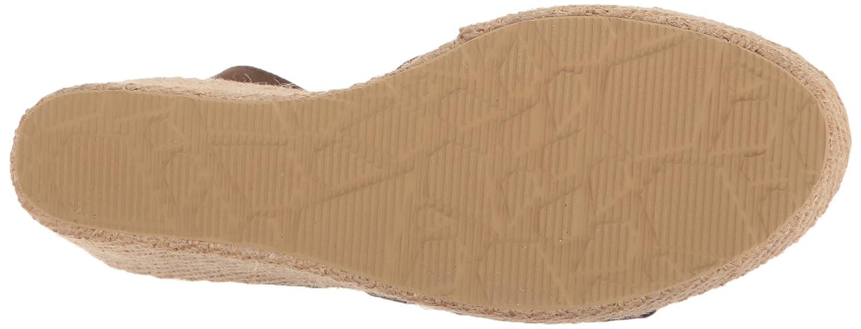 adidas High Society, Sandales Bride Cheville Femme Marron (Braun Braun)