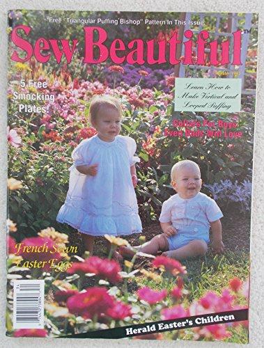 Sew Beautiful (Easter 1993)
