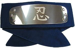 GE Animation 31500 Naruto Shippuden Shinobi Allied Forces Army Headband