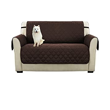 Merveilleux DIFEN Sofa Covers, Slipcovers, Reversible Quilted Furniture Protector, Water  Resistant,Improved Anti
