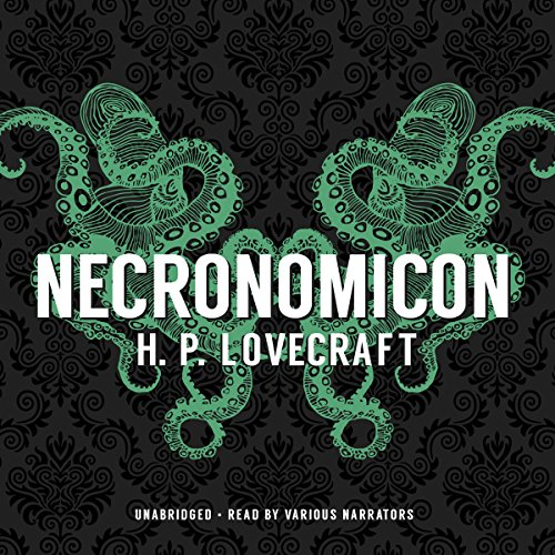 Necronomicon Audiobook [Free Download by Trial] thumbnail