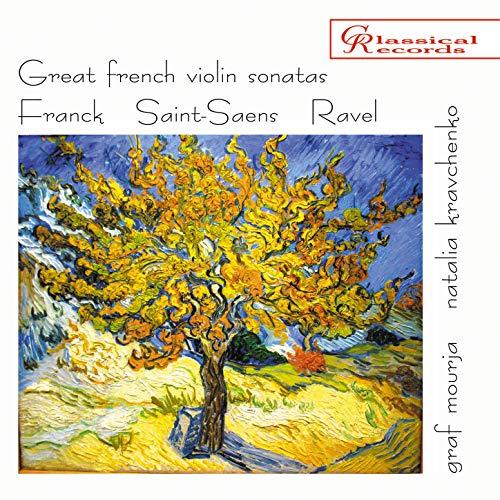 Great French Violin Sonatas