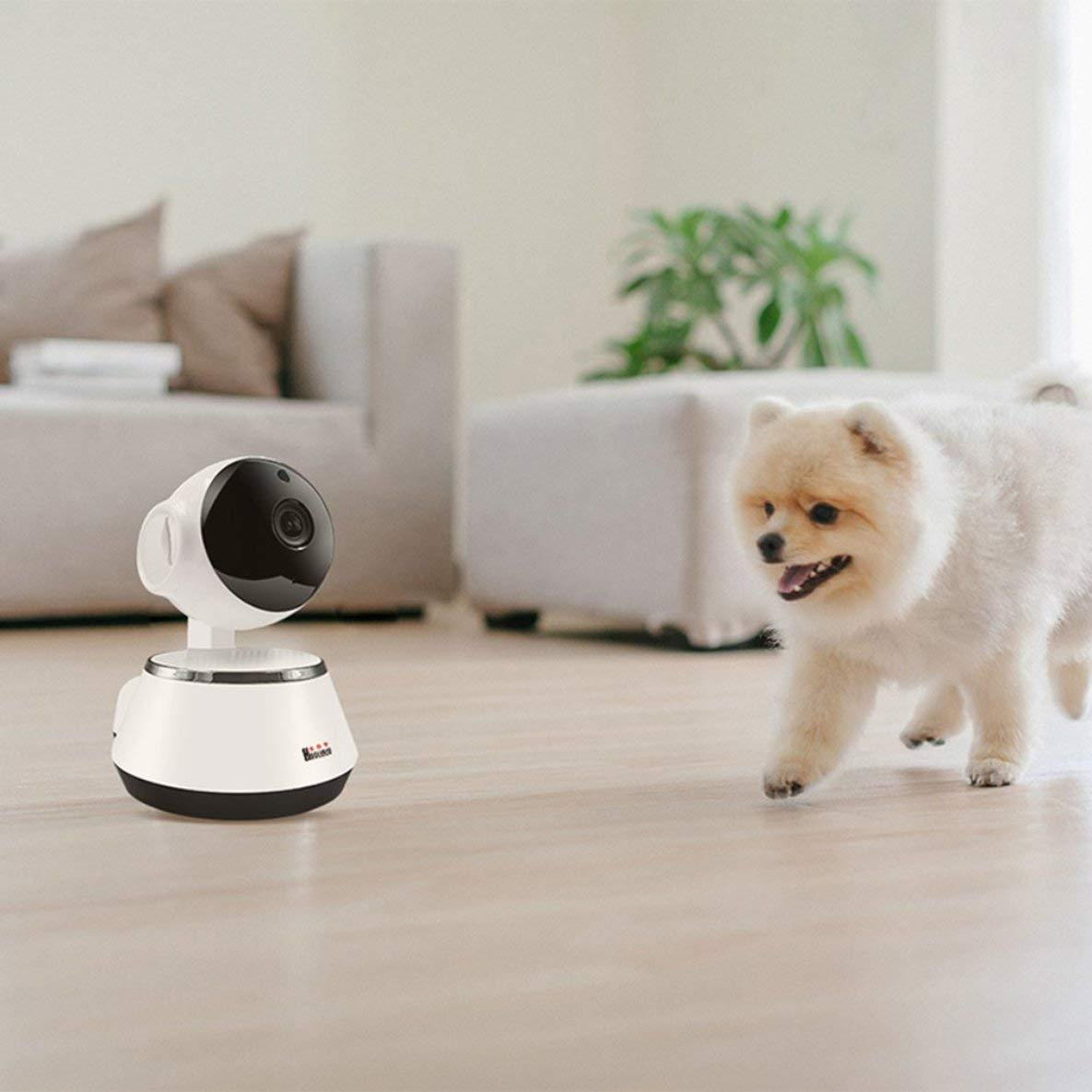 Monitor de seguridad para el hogar cámara IP HD Wireless ...