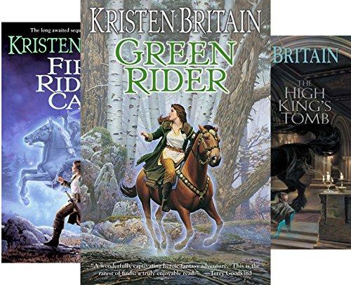 Green Rider Series - Green Rider