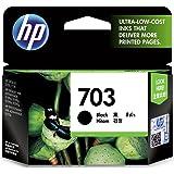 HP Deskjet 703 Ink Cartridge (Black)