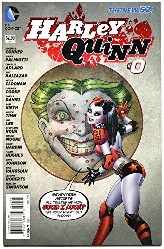 - HARLEY QUINN #0, NM, New 52, Amanda Conner, Adam Hughes, 2014, more HQ in store