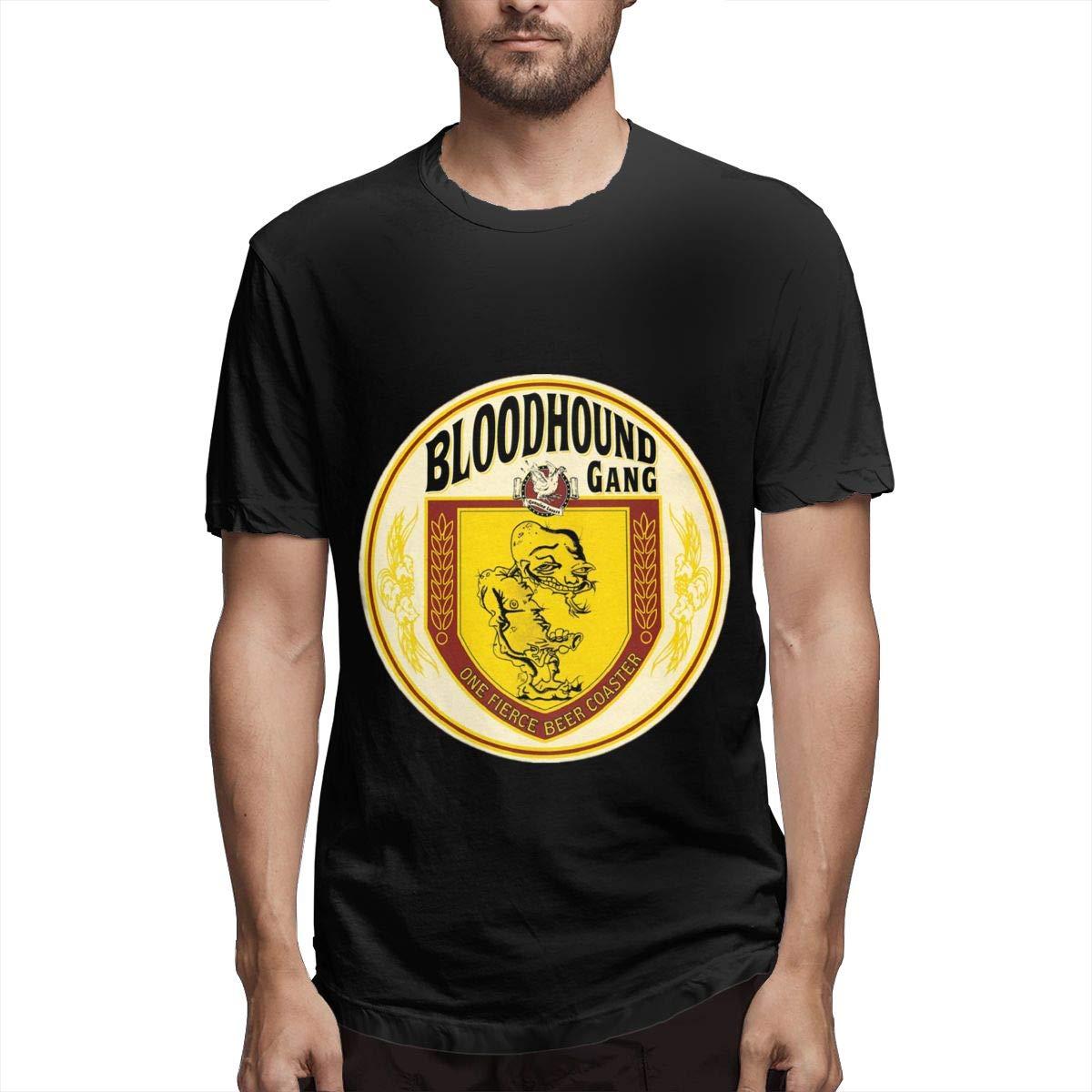 Lihehen S Bloodhound Gang Fashion Leisure Round Neck Shirts